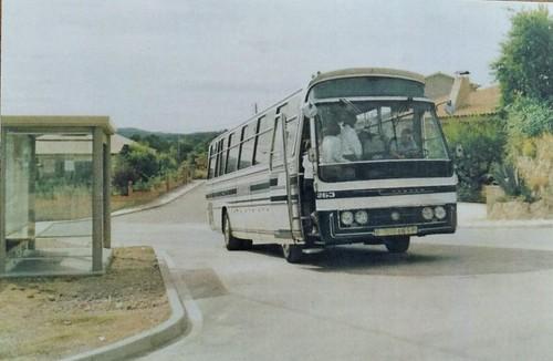 autobús Pegaso de la Hispano Igualadina