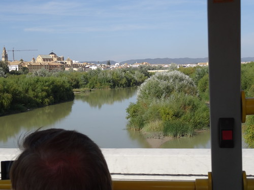 Río Guadalquivir a su paso por Córdoba