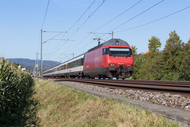 SBB Re 460 032 Sissach