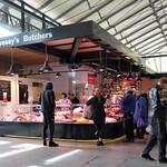 Livesey's Butchers at Preston Market