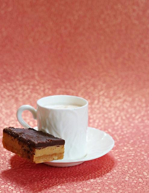 2020 Sydney: Coffee + Caramel Slice
