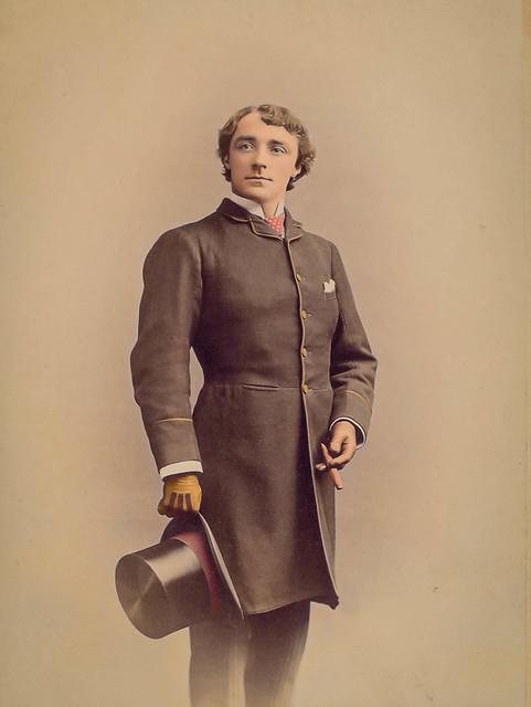 Actor Kyrle Bellew (ab. 1900)