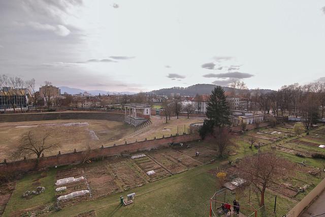 Plečnik Stadium, Ljubljana, SLOVENIA