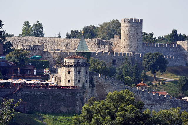 Belgrade Fortress and its Surroundings, SERBIA