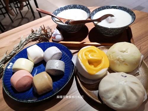 勤美誠品綠園道甜點、小吃、美食推薦|藤記甜品豆漿豆花專賣店|