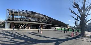 上野駅 新しい公園口
