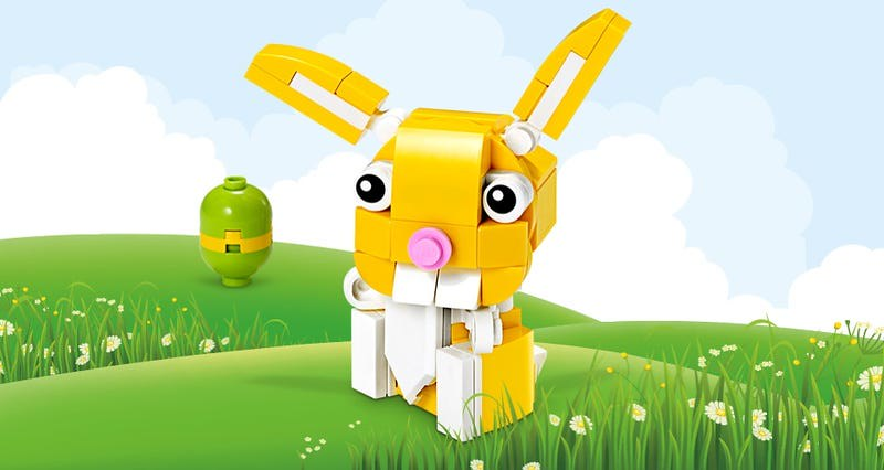 Easter Bunny GWP