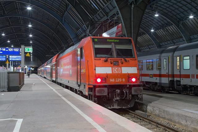 DB Regio 146 225 Karlsruhe Hbf