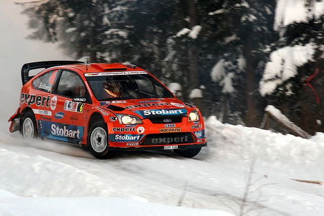 Ford Focus RS WRC – Noruega 2009