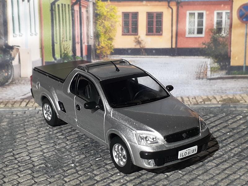 Chevrolet Montana – 2003