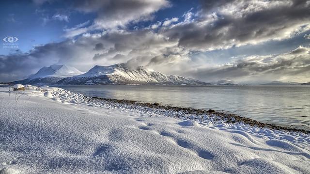 Winter wonderland: Tromsö / Tromsø (Norway)      (EOR06448-klein.jpg)