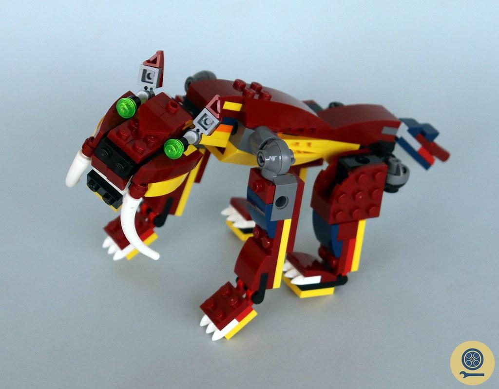 31102 Fire Dragon 3