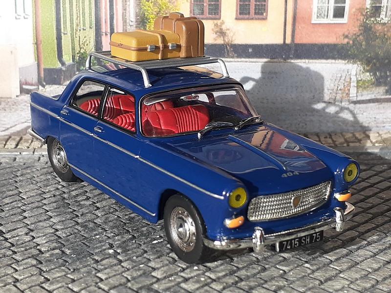 Peugeot 404 - 1962