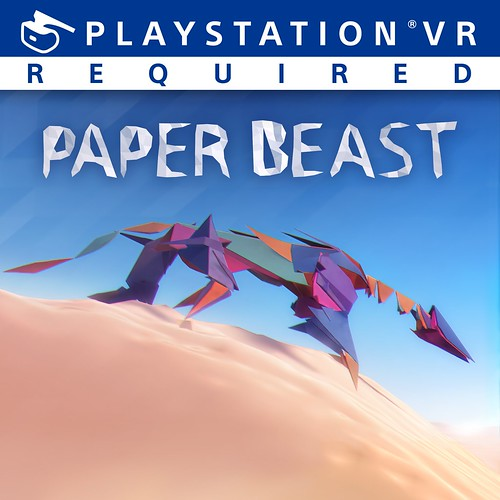 Thumbnail of Paper Beast on PS4