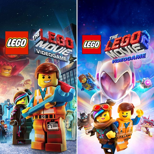 The LEGO Movie Videogame Bundle