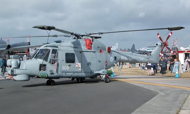 Westlamd Lynx HMA.8 ZD261/309