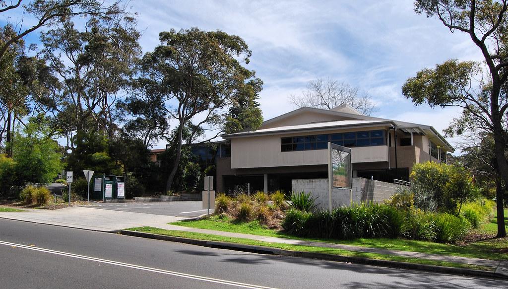 St Marks Anglican Church, Berowra, Sydney, NSW.