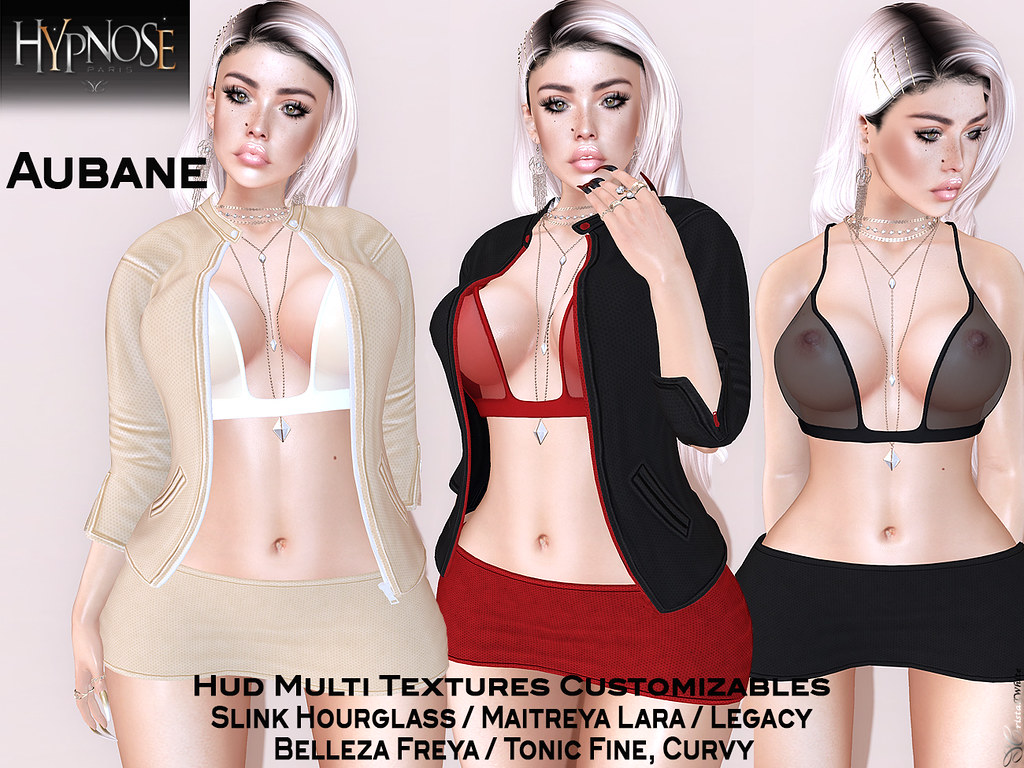 HYPNOSE - AUBANE OUTFIT