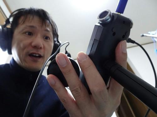 TASCAM MiNiSTUDIO CREATOR US-42W レビュー DR-05で録音