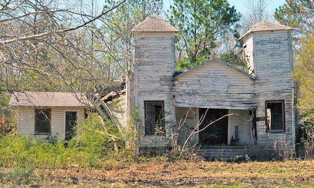 Rural Decay - Alto, Texas