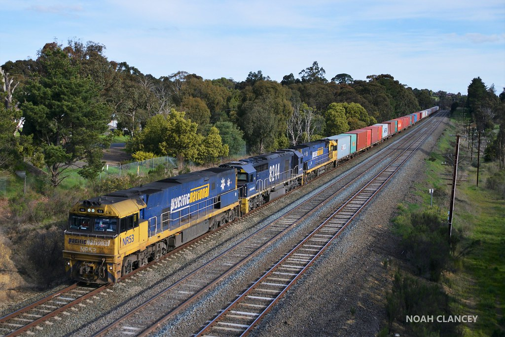 Freight on The Gauge by Noah_Clancey