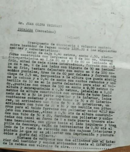 pressupost caixa Mider del carrosser Auto Remolque de Ponts