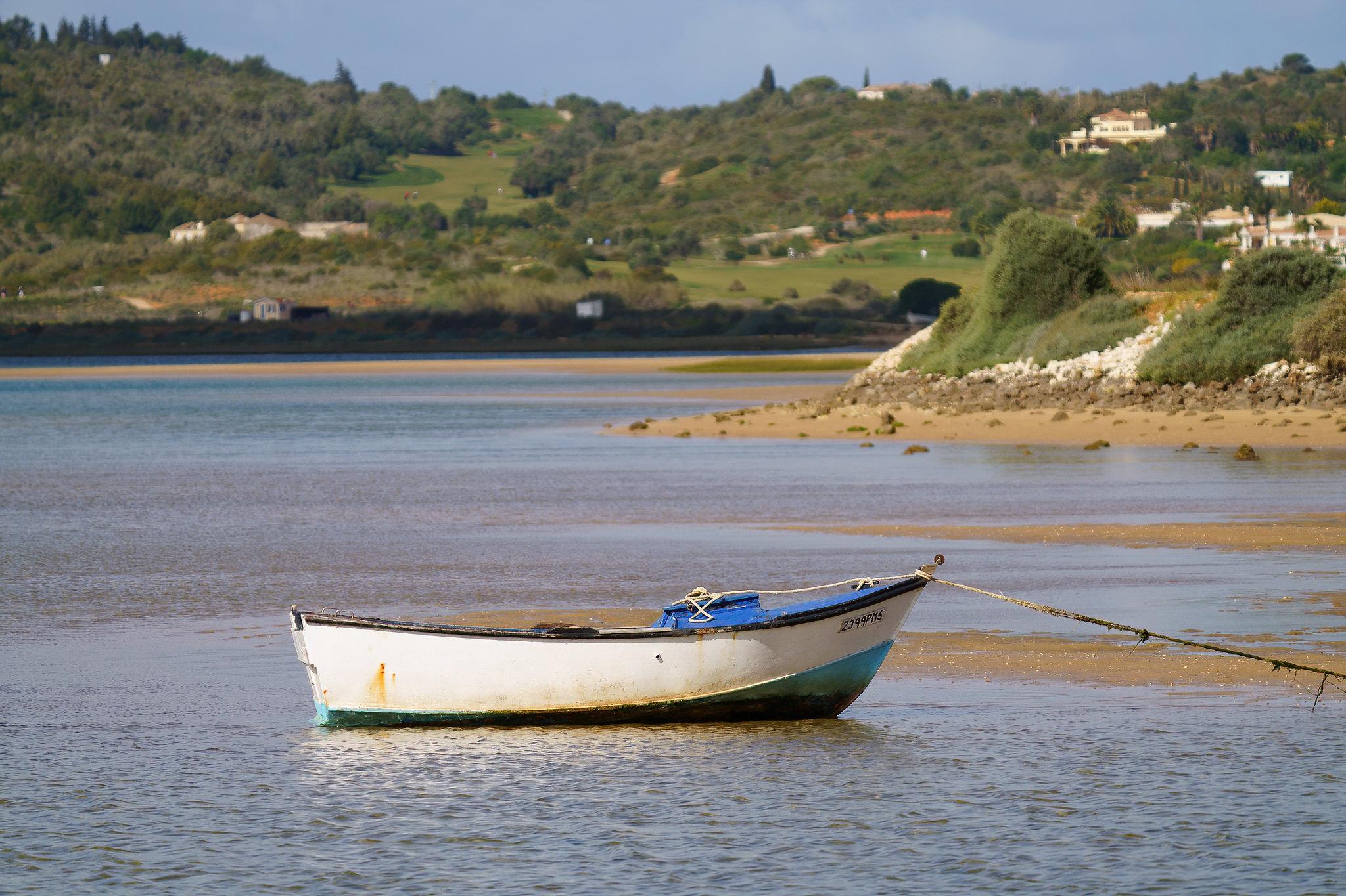 Boat - Alvor estuary