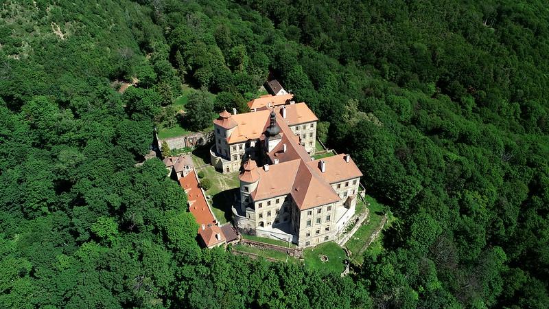 Castle Jezeří, Horní Jiřetín, CZECH REPUBLIC