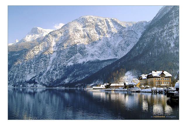 Hallstatt 哈斯達特 Winter Austria 奥地利 (c) 2020 Bernard Egger :: rumoto images cc