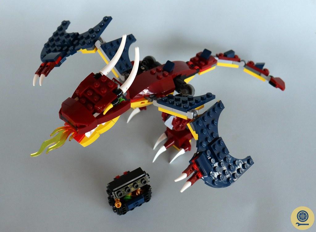 31102 Fire Dragon 2