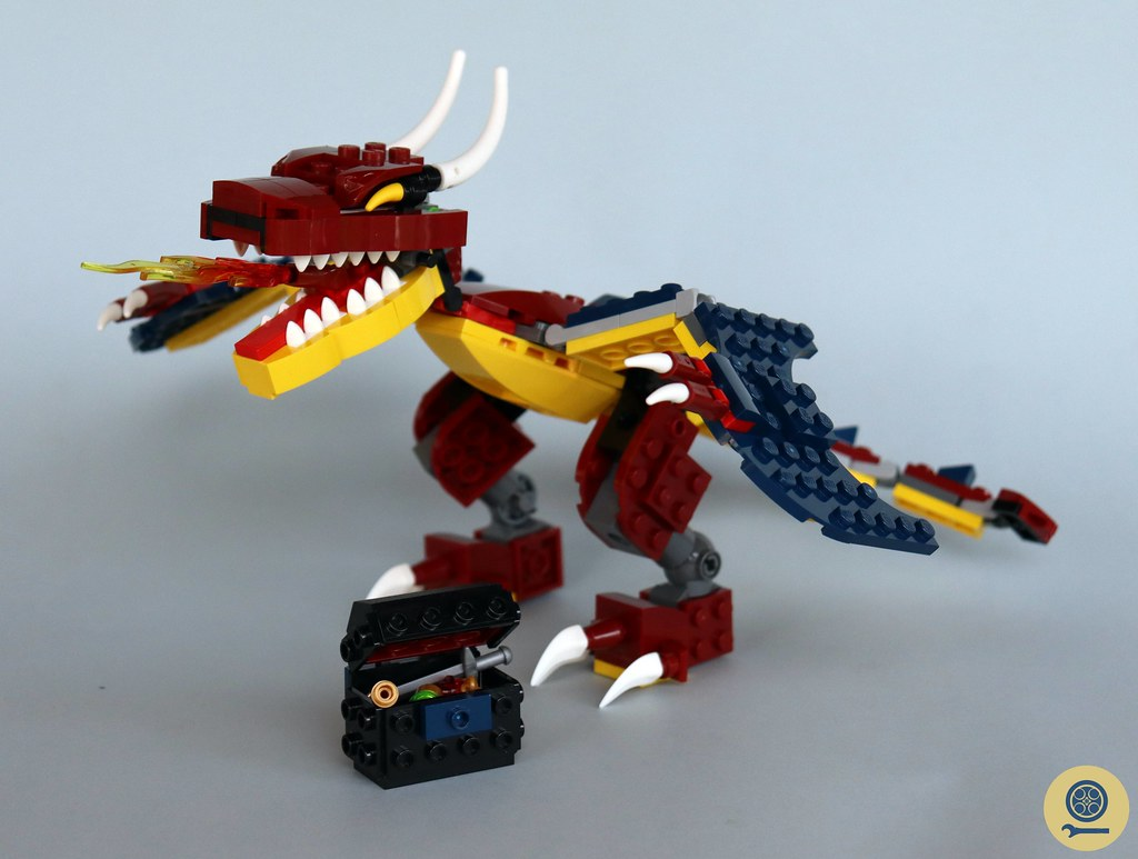 31102 Fire Dragon 1