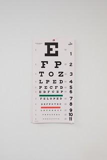 eye doctor bay city