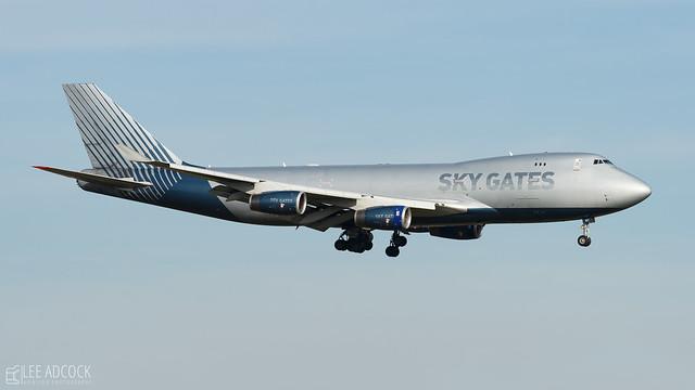 Sky Gates 747