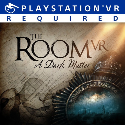 Thumbnail of The Room VR: A Dark Matter on PS4