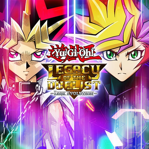 Thumbnail of Yu-Gi-Oh! Legacy of the Duelist: Link Evolution on PS4