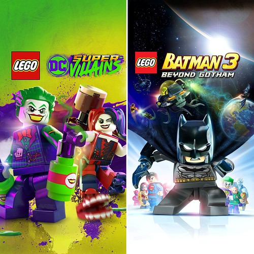LEGO DC Heroes & Villains Bundle