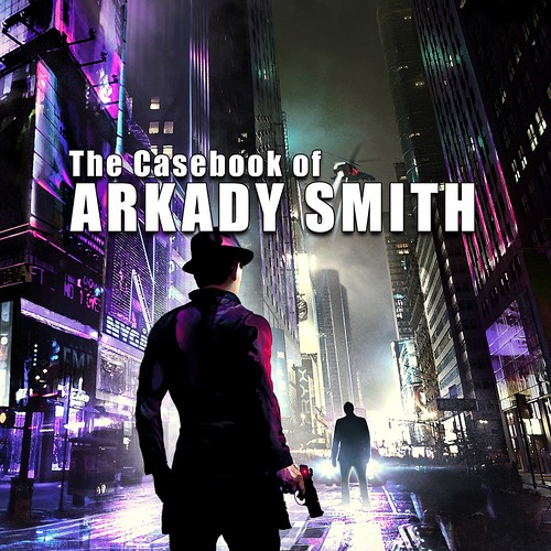 Thumbnail of The Casebook of Arkady Smith on PS4
