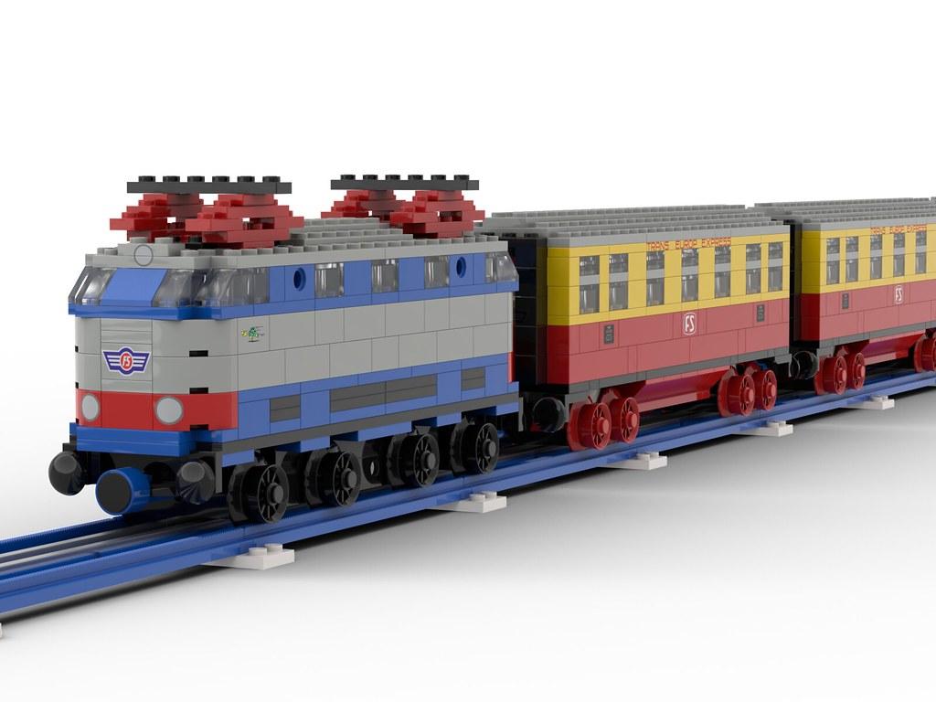 FS E444 12V - Blue Era Consist