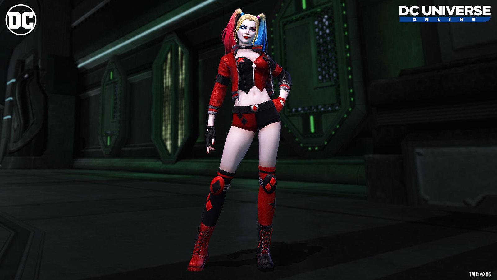 DC Universe Online: Birds of Prey - Harley Quinn