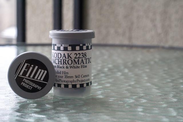 Film Review Blog No. 60 Eastman Kodak 2238 Panchromatic Separation Film