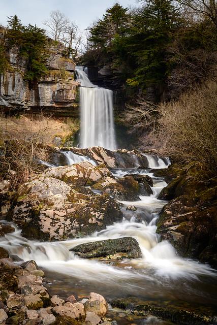 476 - Ingleton Waterfalls Trail - Thornton Force