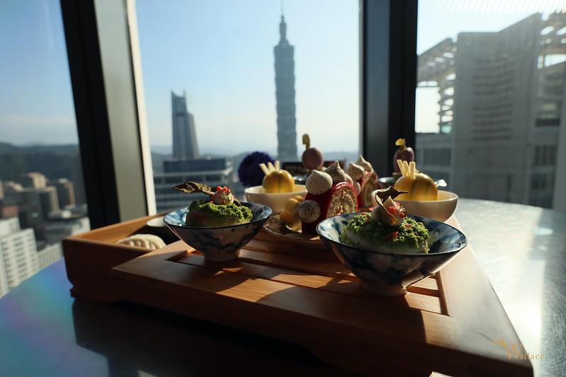 紫艷酒吧下午茶(YEN Bar)