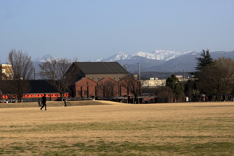 金沢市民芸術村にて