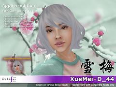 XueMei-D_44 (Genus Applier)