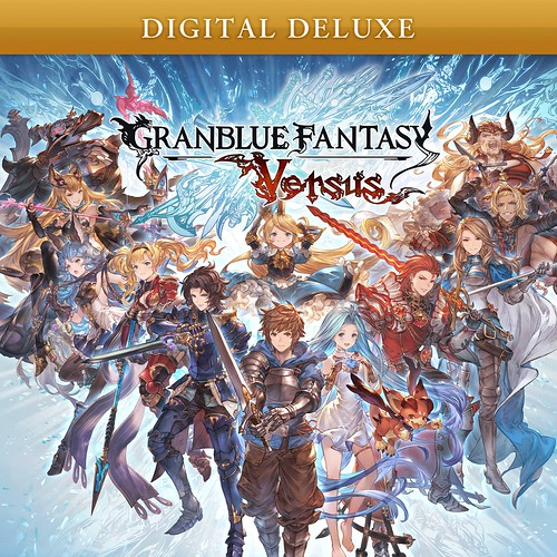 Thumbnail of Granblue Fantasy: Versus Digital Deluxe Edition on PS4
