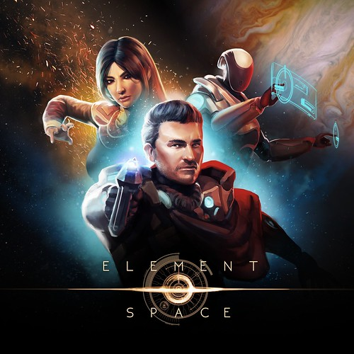 Thumbnail of Element Space on PS4