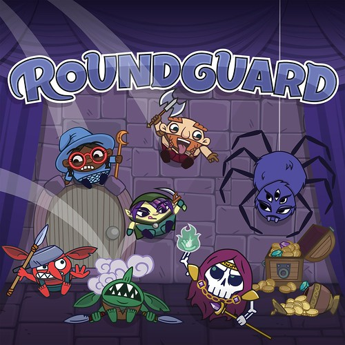 Thumbnail of Roundguard on PS4