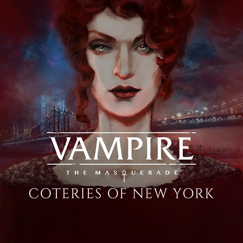 Thumbnail of Vampire: The Masquerade - Coteries of New York on PS4