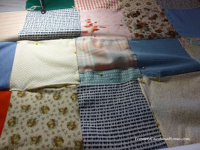 Chris's Quilt Repair at FromMyCarolinaHome.com