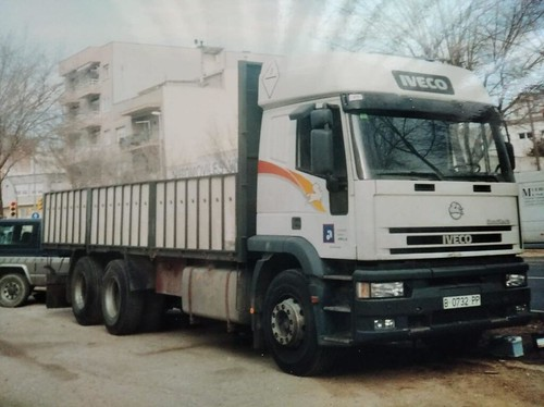 Iveco tot just carrossatl
